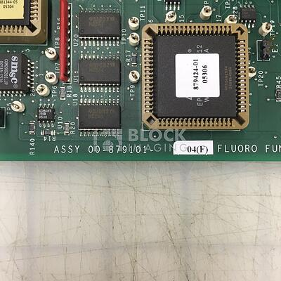 00-879101-04 Fluoro Functions Board for OEC C-arm