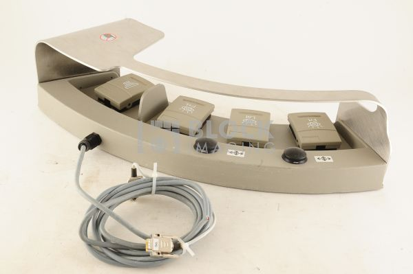 5184393-2 Footswitch for GE Cath/Angio