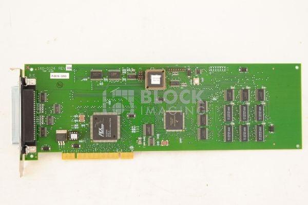 140-0124 5 PCI Communications Command PCB Board