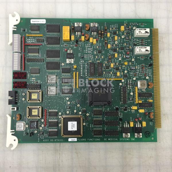00-879101-04 Fluoro Functions Board