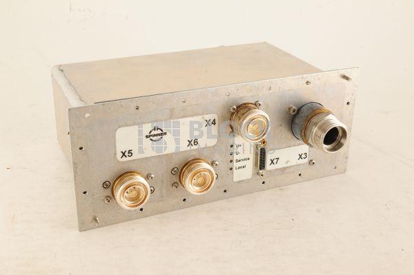 10277008 Coax Contact Unit