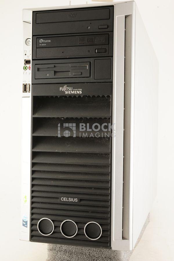 10498161 R650 DualQuad Workstation