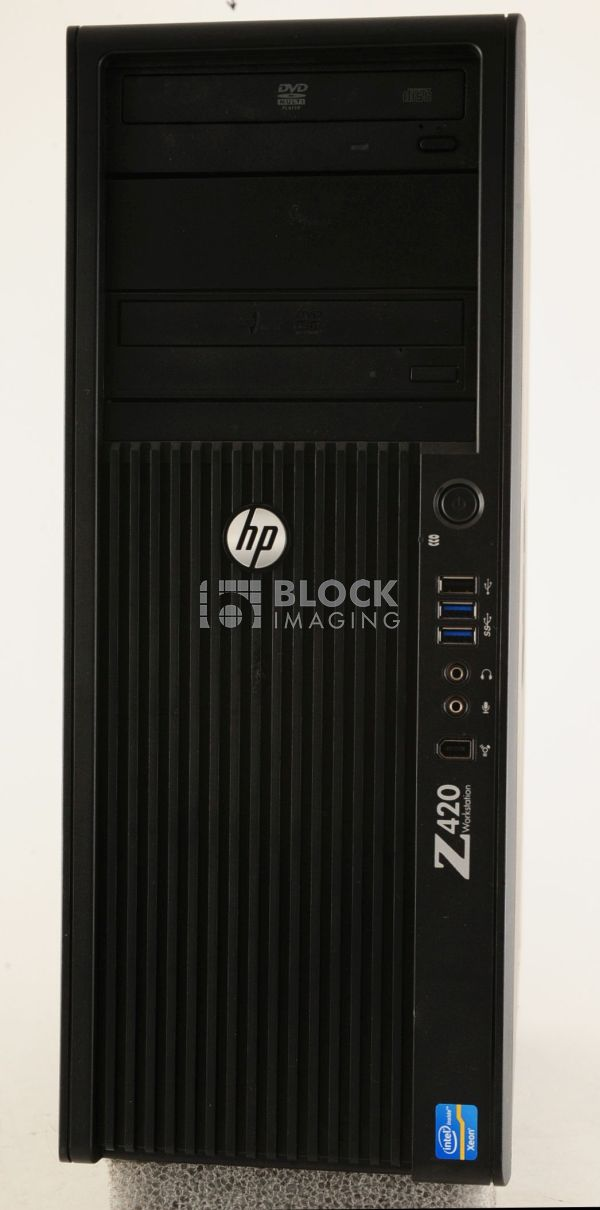 10864000 Processor MR-VB Z420 Workstation
