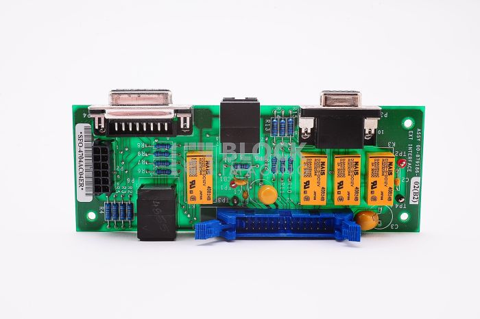 00-879186-02 External Interface Board for OEC C-Arm