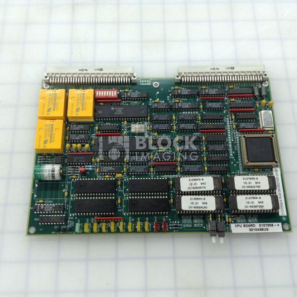 2127958-4 300PL-4 CPU Board