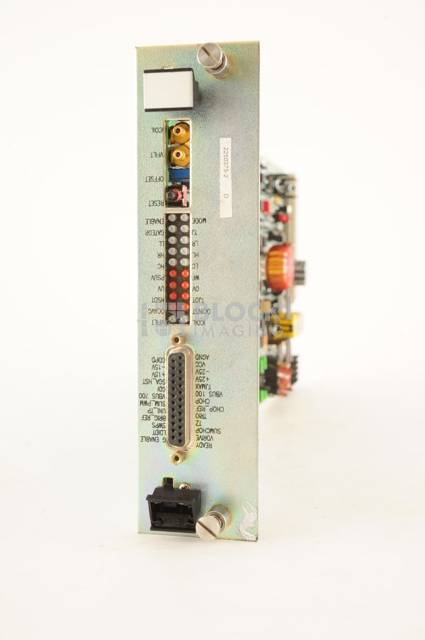 2250375-2 Control Board Assembly
