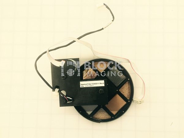 2324331-1 Collimator Filter Wheel Assembly