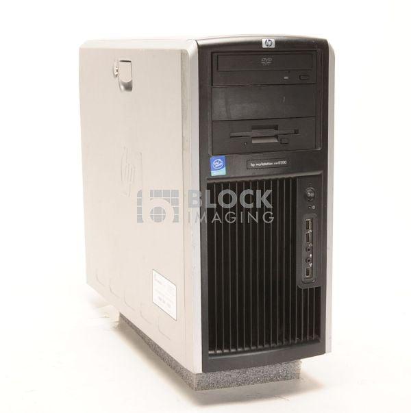 2368697-8 HP XW8000 Workstation