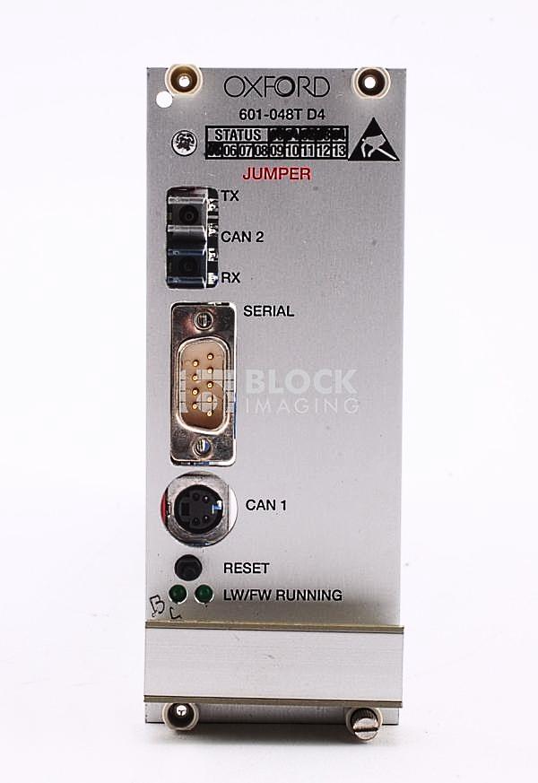 4763749 Oxford PC Assembly PROC D4 Supervisory K2201 Board