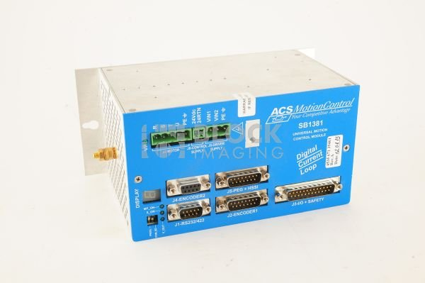 4535-671-39461 ACS Module With Intr Driven Motion