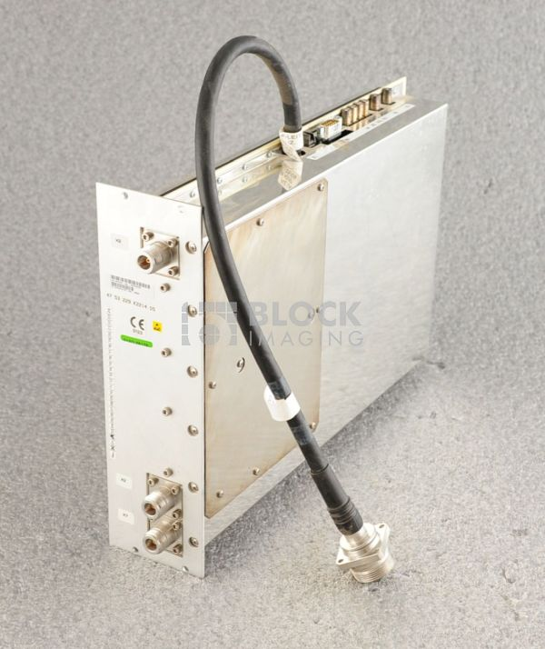 4753229 Body Coil Channel Selector Board