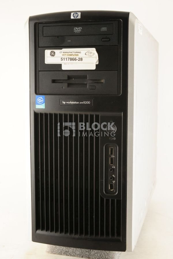 5117866-28 HP XW8200 Host Computer -FX1400 graphics- Workstation
