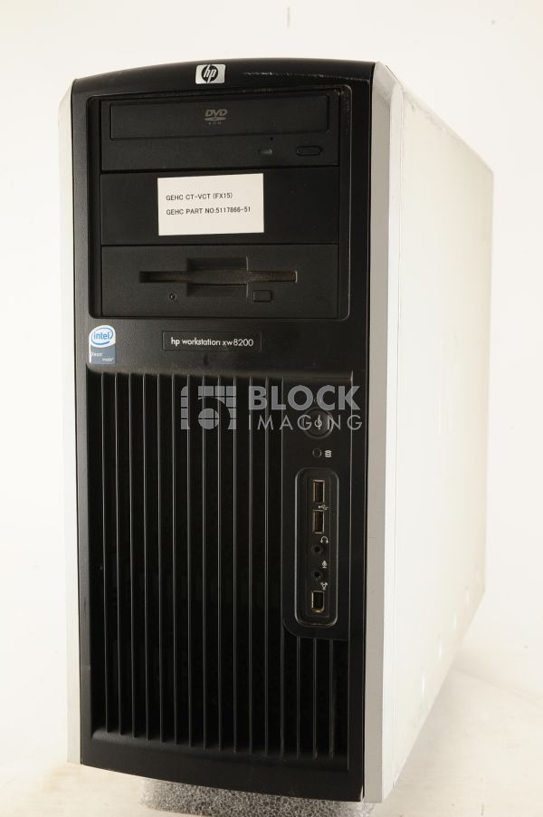 5117866-51 HP XW8200 Host -FX1500 graphics- Workstation