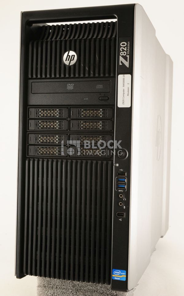 6450000-20 NEW NIO64 Z820 Workstation
