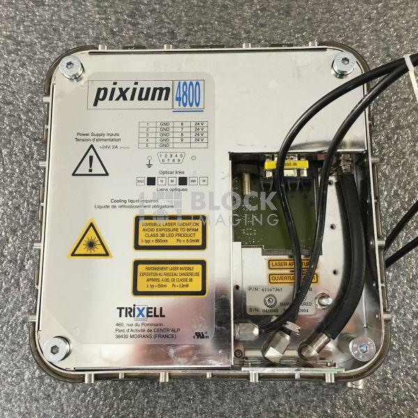 7555308 20x20 Pixium 4800 Detector