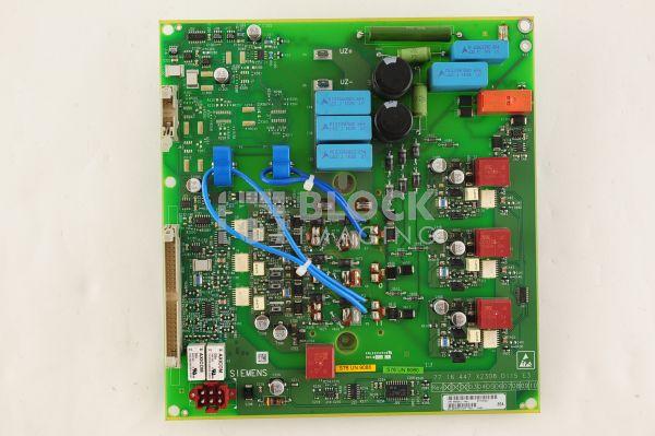 7716447 Siemens Starting Device D115 Board