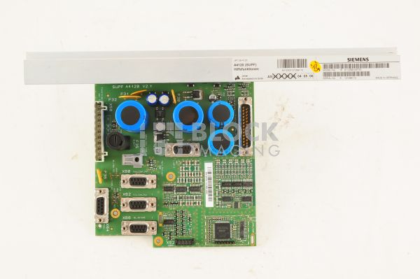 8112588 A4120 Supplied Functions Board