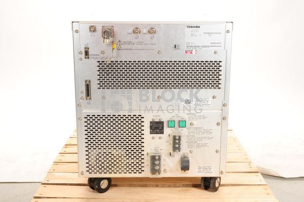 MZKT-RFA002 20 kW SS RF Amplifier for Toshiba Closed MRI