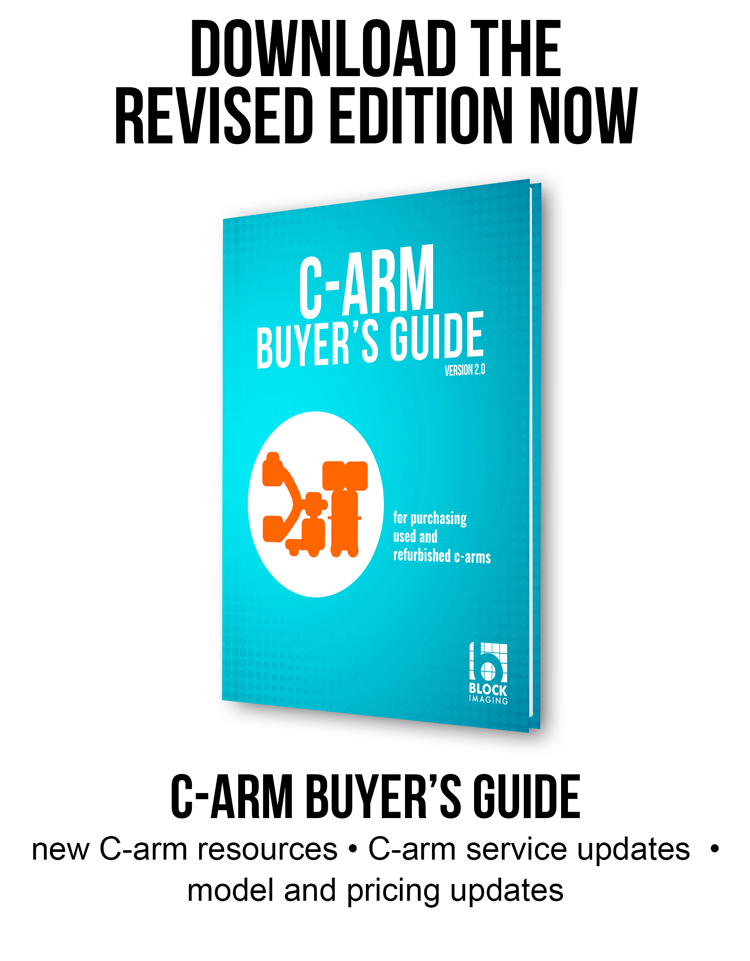 C-arm Buyer's Guide