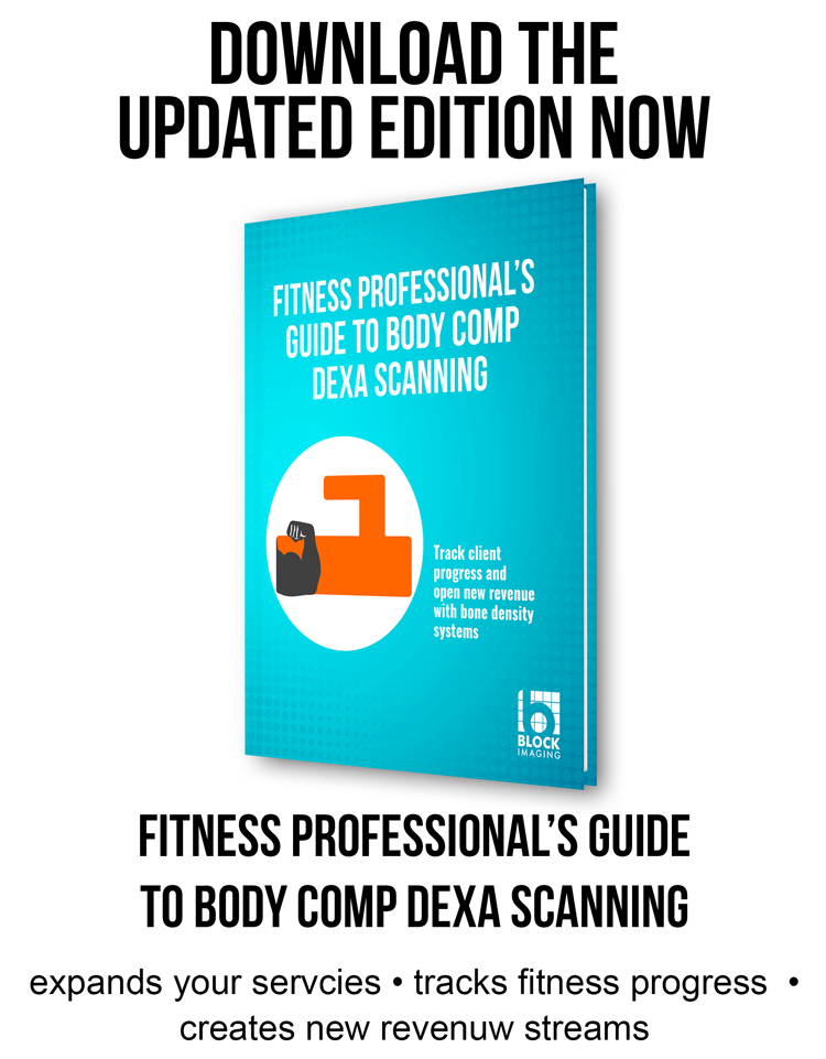 Fitness Professional's Guide to Body Comp DEXA Scanning