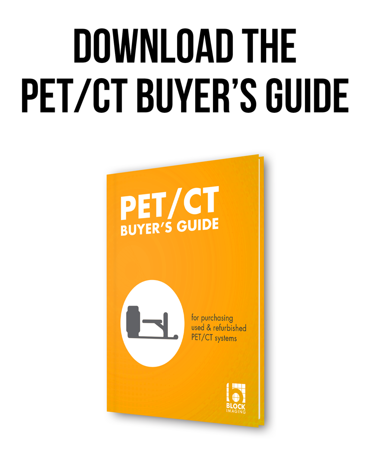 PET/CT Buyer's Guide